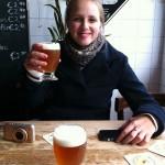 Ochutnávka místního piva Columbus