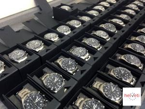 Hromadná objednávka hodinek