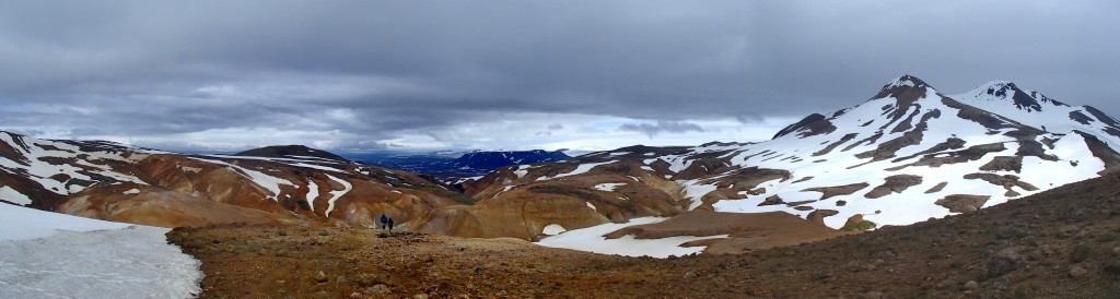 Island země ohně a ledu