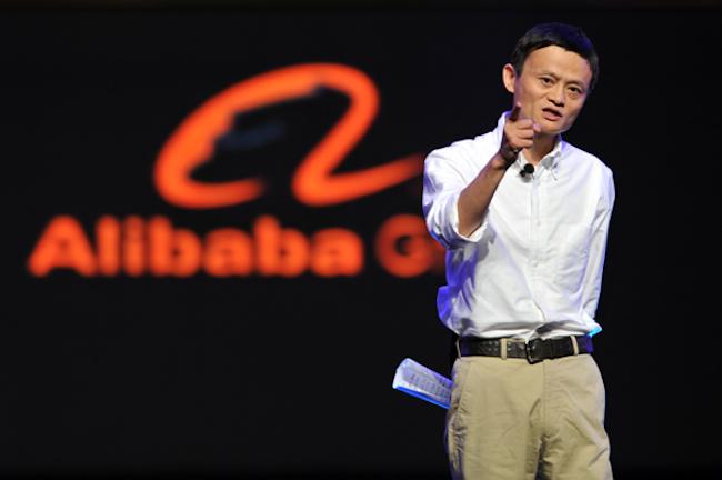 Jack ma - zakladatel Alibaba.com