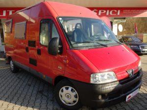 Peugeot Boxer 2003 Pössl